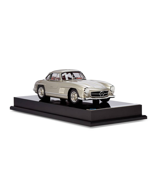 Ralph Lauren s 1955 Mercedes Benz 300 SL Gullwing Coupe Miniature Scaled Car Replica