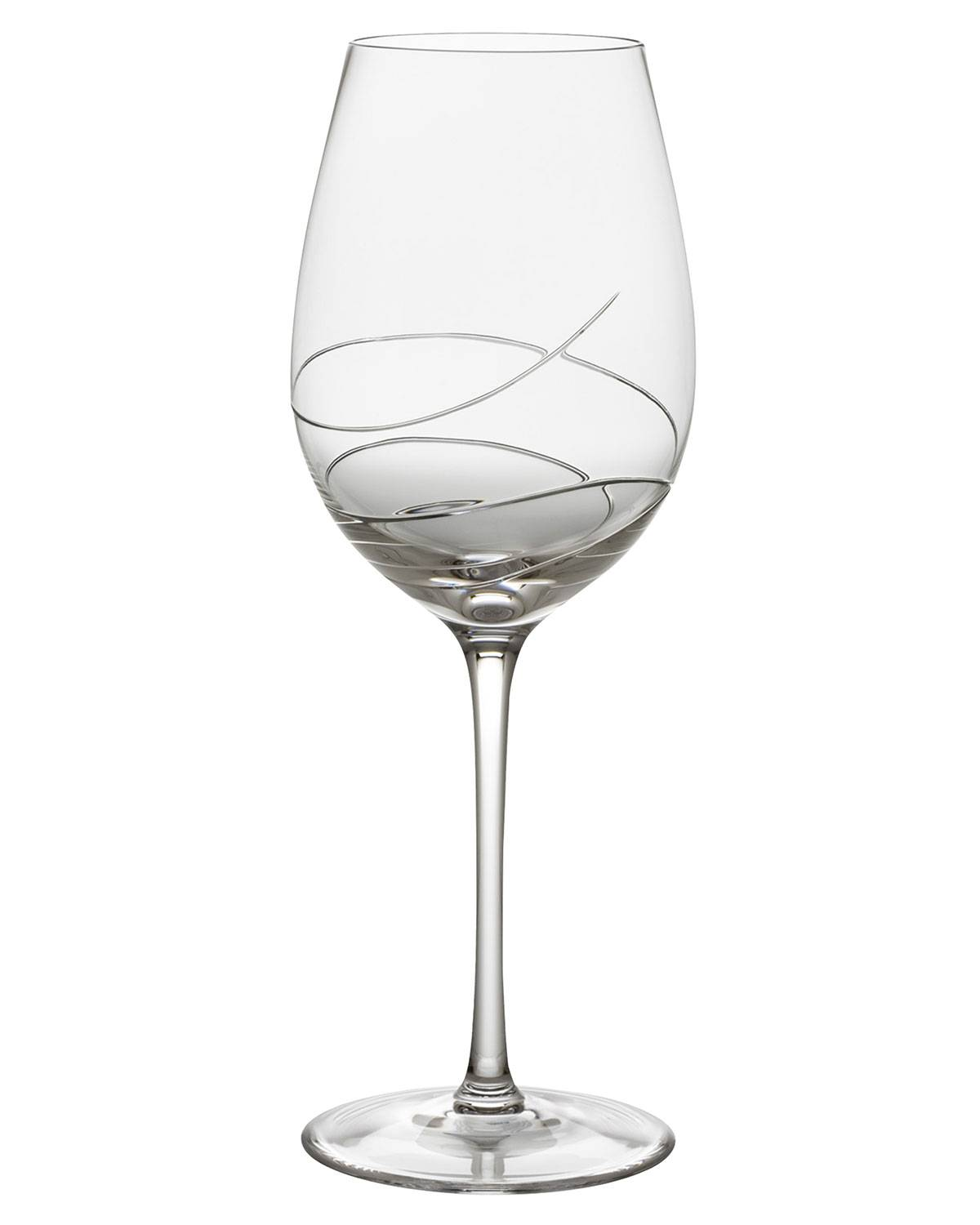 Waterford Crystal Ballet Ribbon Essence Wine Goblet