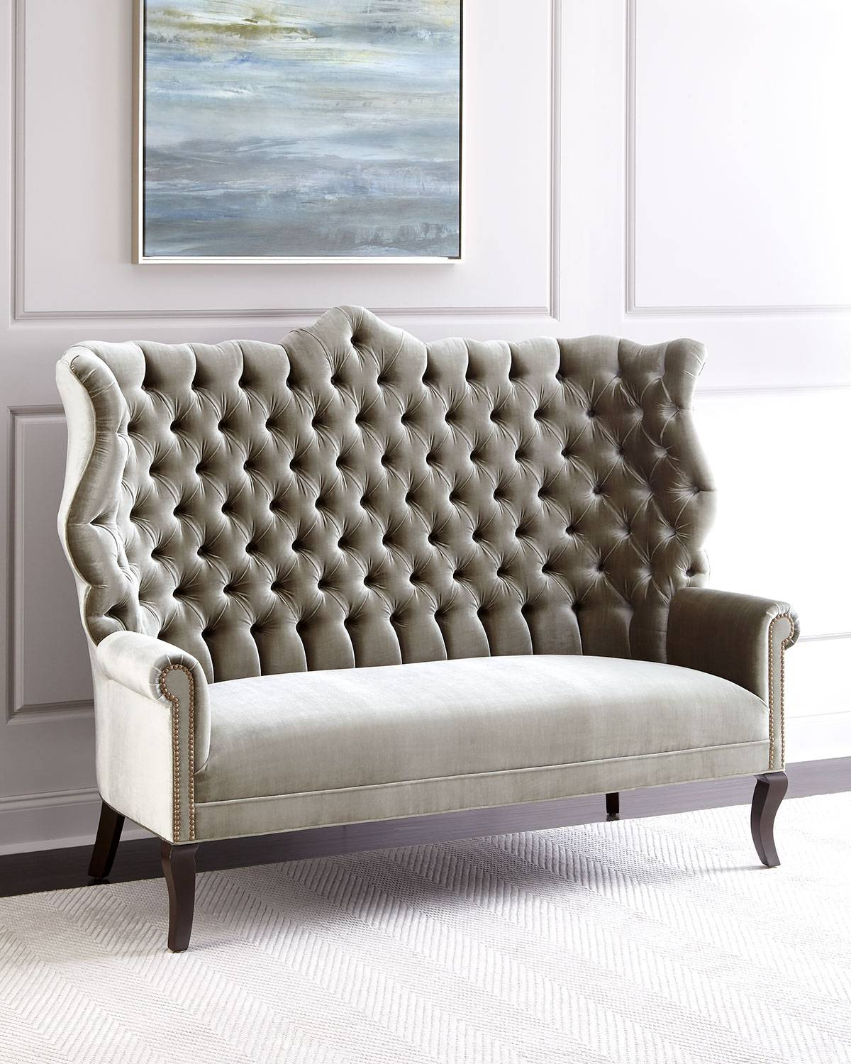 Haute House Peyton Dining Banquette