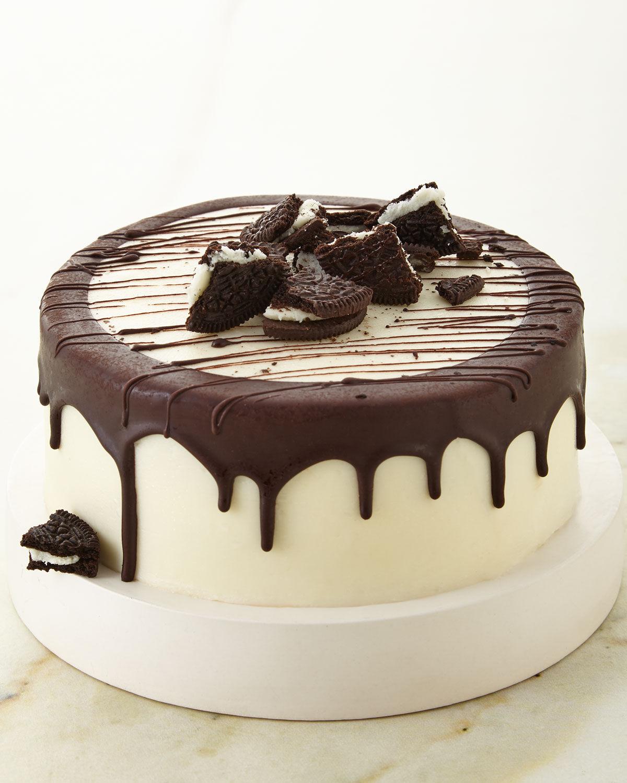 We Take The Cake Cookies and Cream Cake
