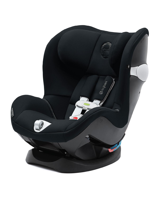 Cybex Sirona M SensorSafe Car Seat with Driver Alert, Lavastone Black