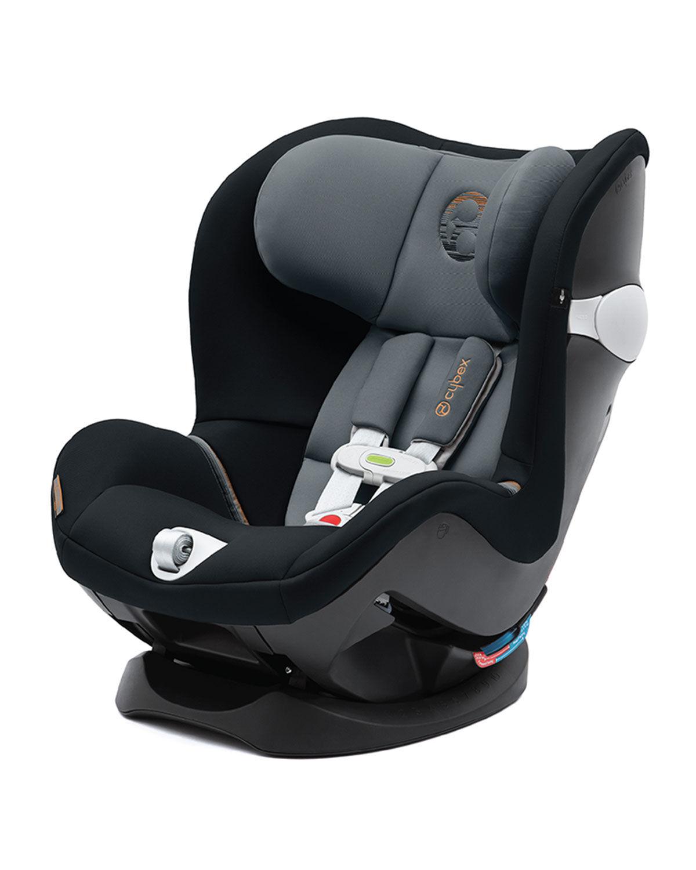 Cybex Sirona M SensorSafe Car Seat with Driver Alert, Pepper Black