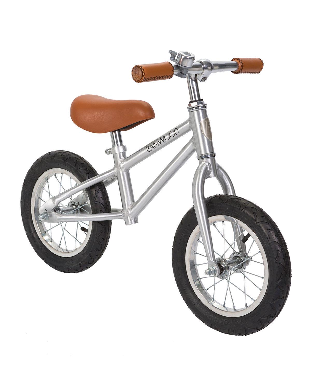 Banwood Kid's First Go Balance Bike - Special Edition Chrome