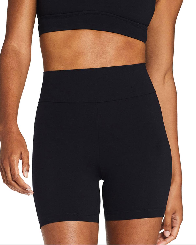 Vitamin A Nova High-Waisted Bike Shorts - Size: 6