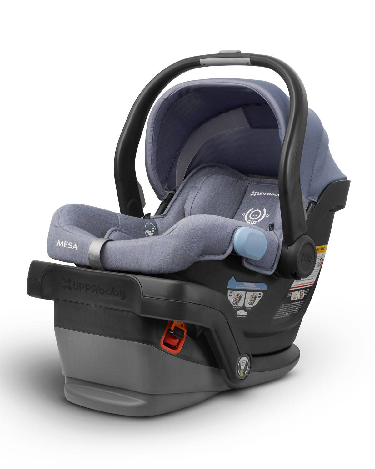 UPPAbaby MESA™ Infant Car Seat w/ Base, Light Blue