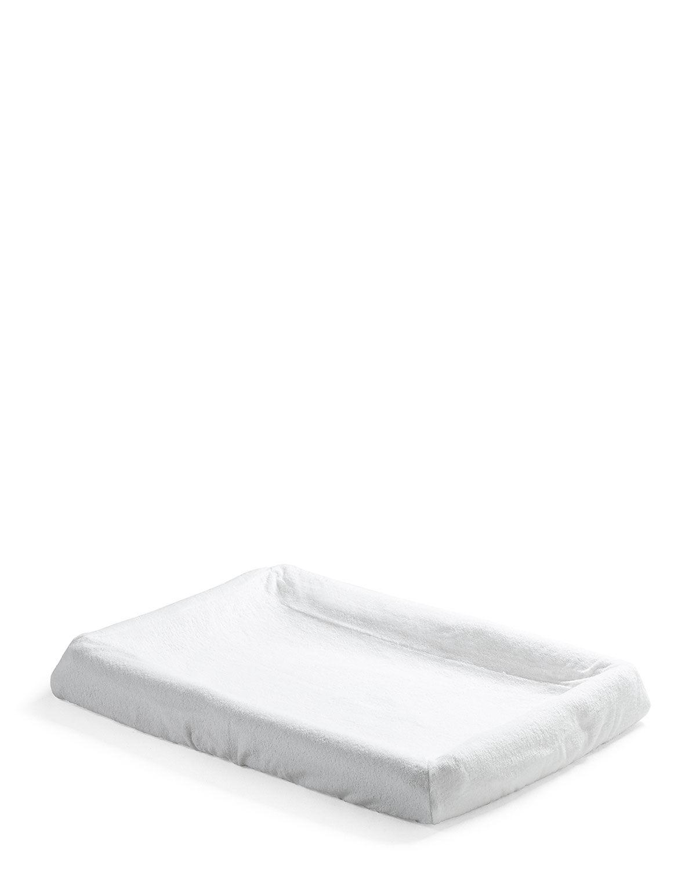Stokke Home™ Changer Mattress Cover, White - WHITE