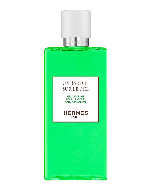 Herm s Un Jardin Sur Le Nil Body Shower Gel, 6.7 oz.
