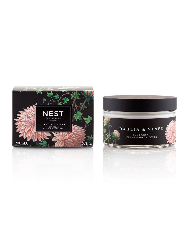 NEST New York 6.7 oz. Dahlia & Vines Body Cream