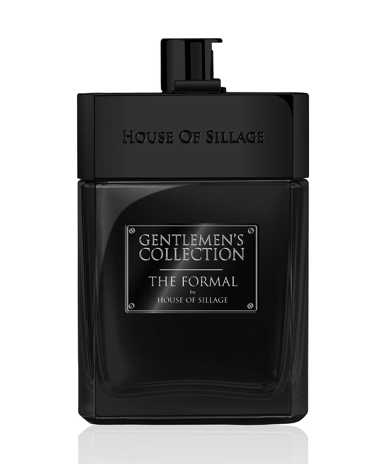 House of Sillage Gentlemen's Collection The Formal, 2.5 oz./ 75 mL