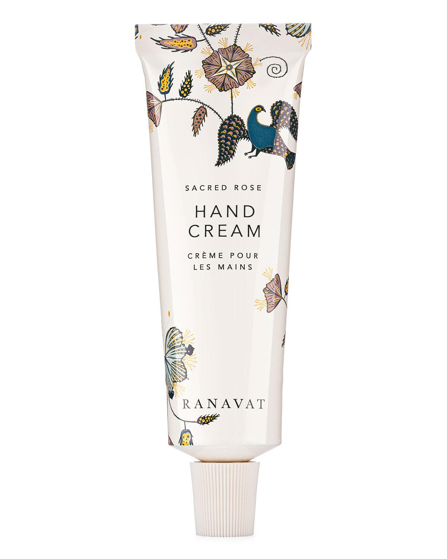 Ranavat Botanics 1 oz. Sacred Rose Hand Cream