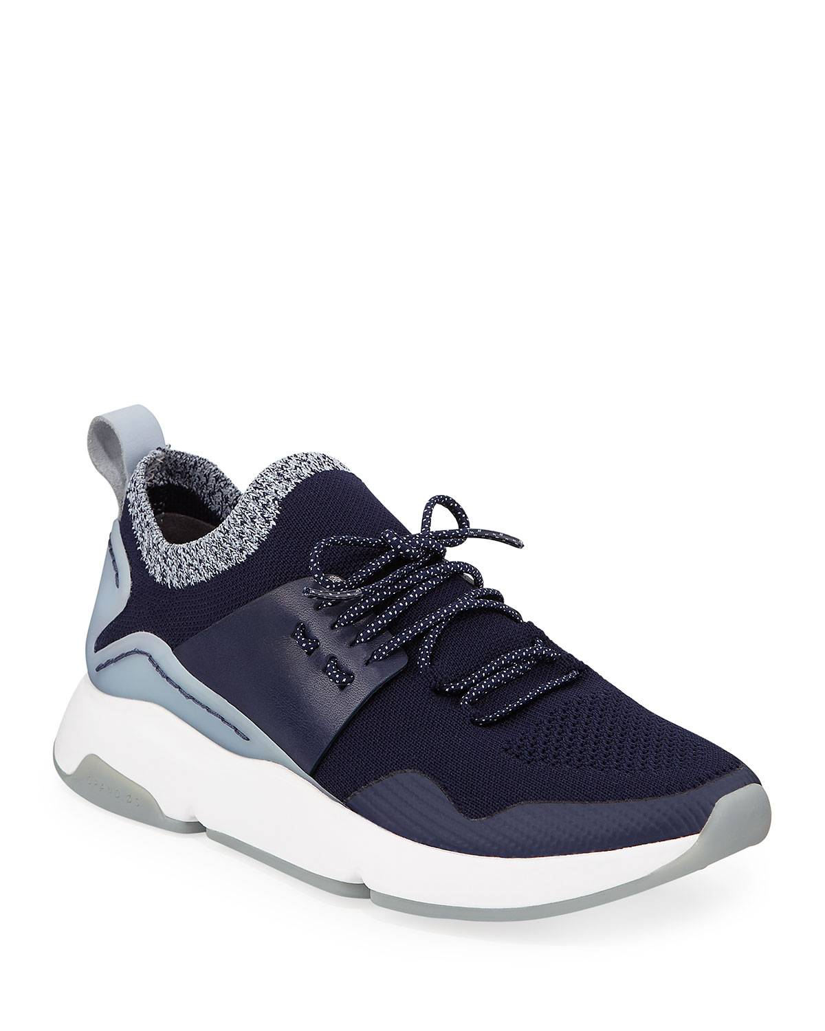 Cole Haan Zerogrand Motion Stretch-Knit Sneakers