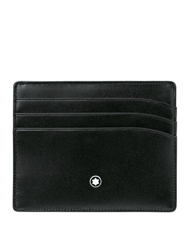Montblanc Meisterstück Pocket Leather Classic Card Holder