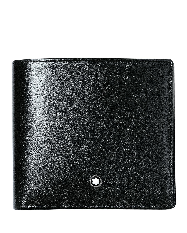 Montblanc Meisterstuck Leather Bifold Wallet