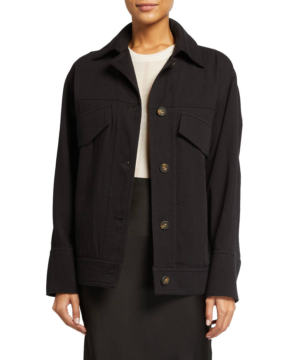 Vince Casual Jacket - Size: Small