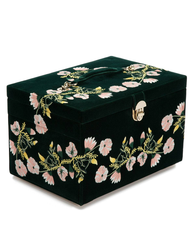 WOLF Zoe Large Jewelry Box