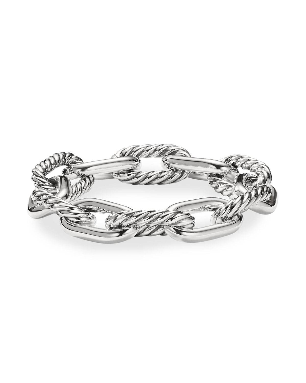 David Yurman Madison Women's Large Chain Link Bracelet, 13.5mm