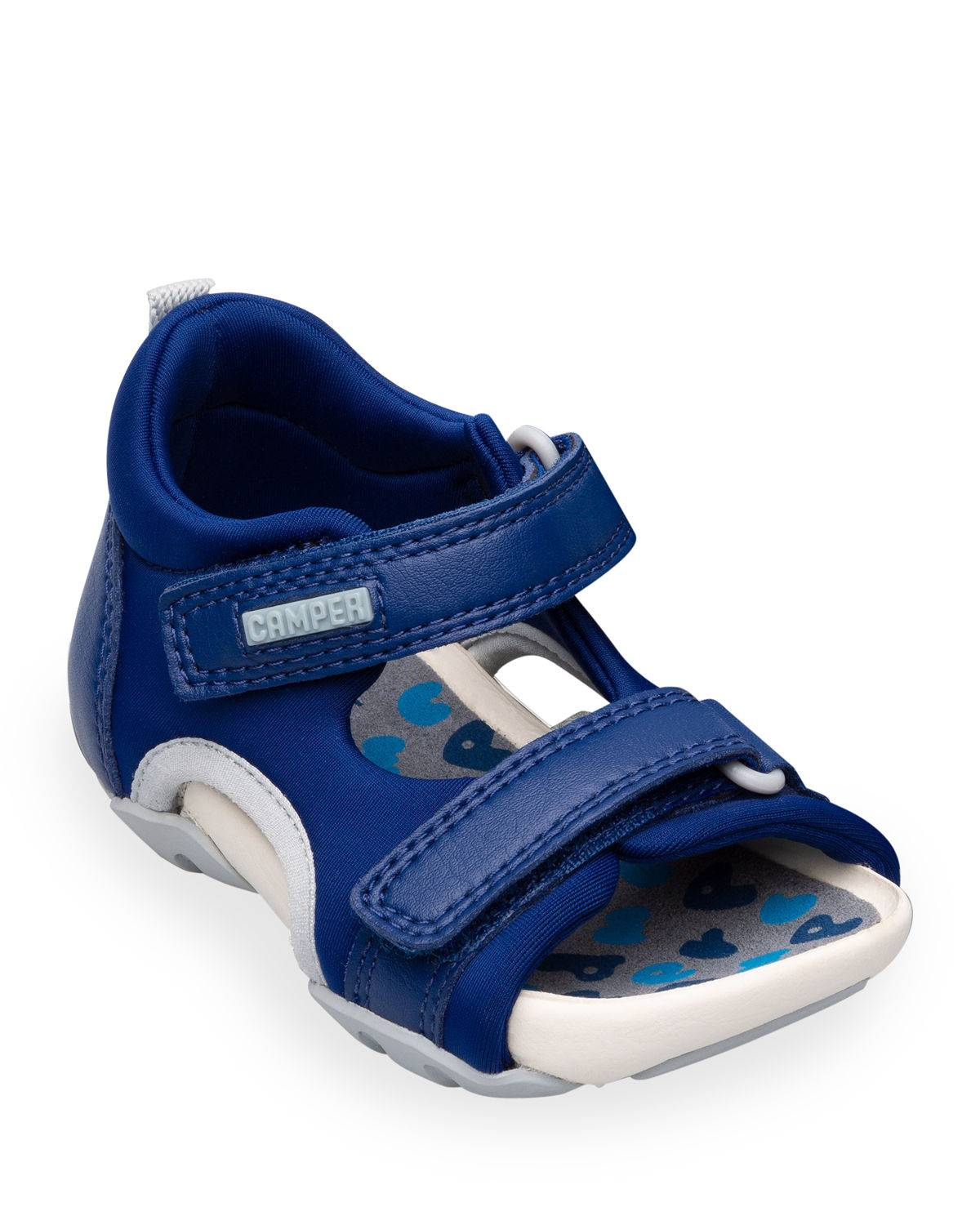 Camper Kid's Ous Grip-Strap Sport Sandals, Baby/Toddlers - Size: 21EU (5US Baby)