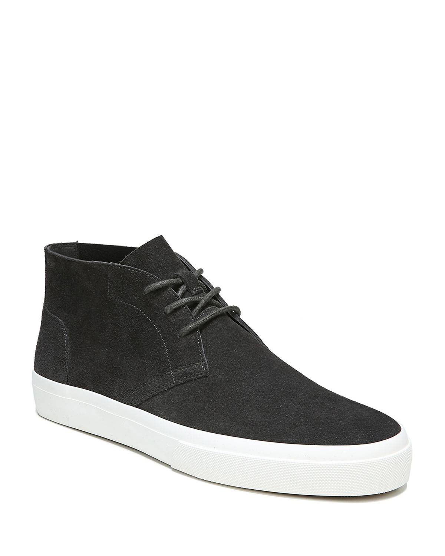 Vince Men's Faldo Sport Suede Chukka Sneakers - Size: 13D