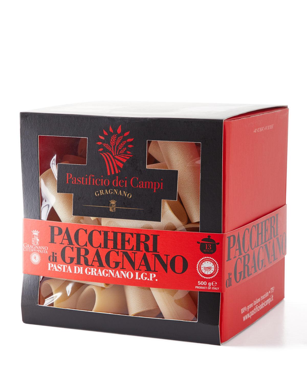 Pastificio dei Campi Paccheri Drum-Wheat Semolina Pasta - 500g