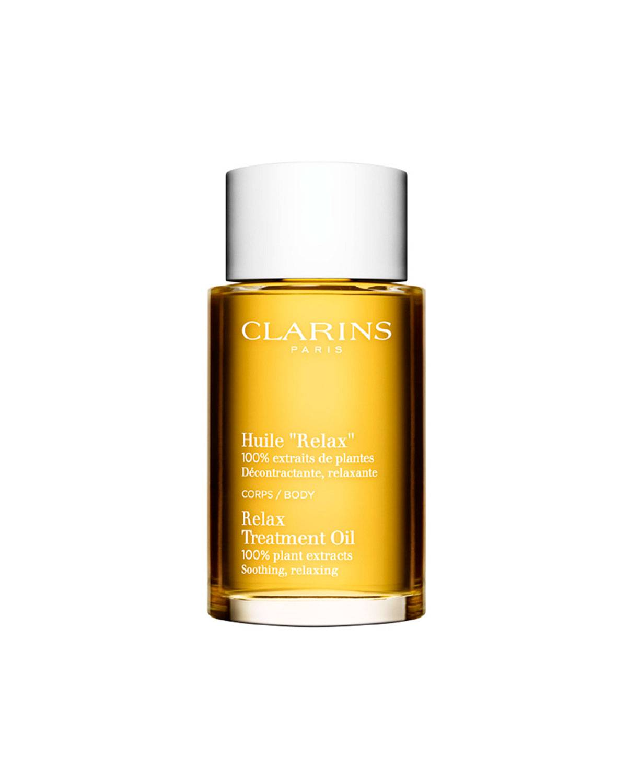 Clarins 3.4 oz. Body Treatment Oil - Relax