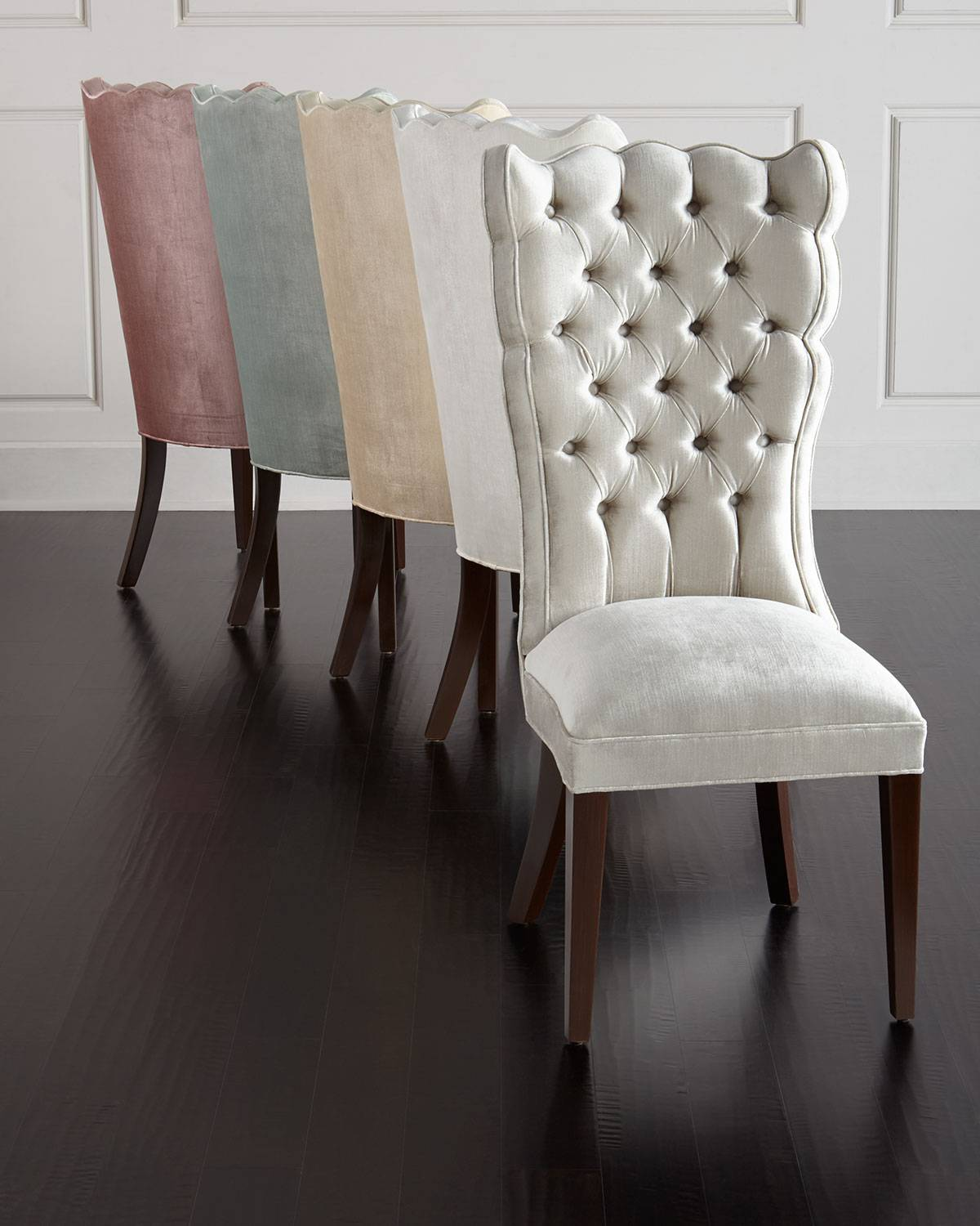 Haute House Pantages Dining Chair - ROSE