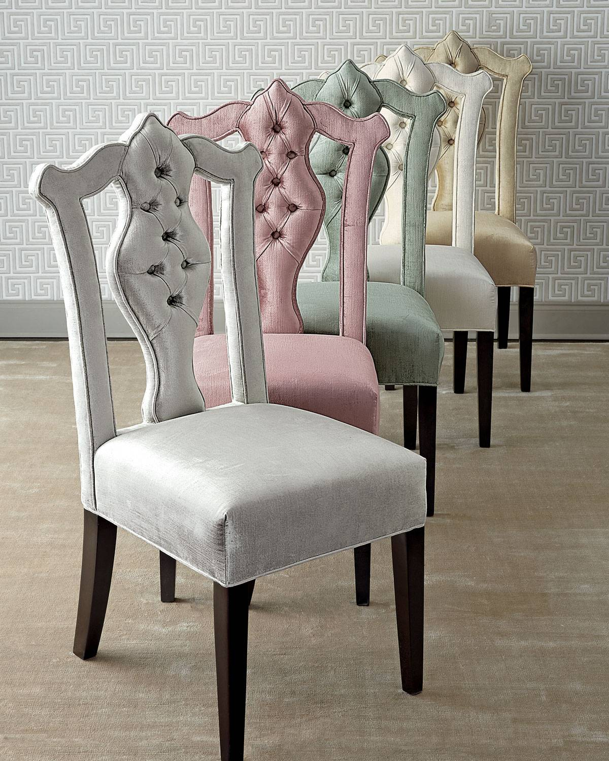 Haute House William Dining Chair - SILVER