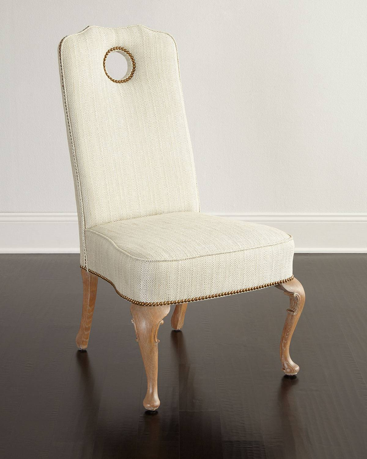 Ambella Heatley Dining Side Chair - NATURAL