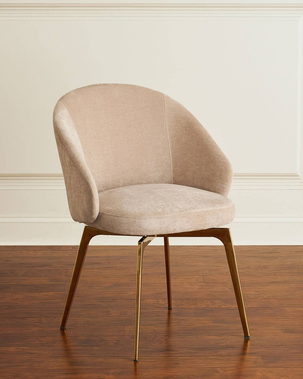 Interlude Home Cynthia Chenille Dining Chair