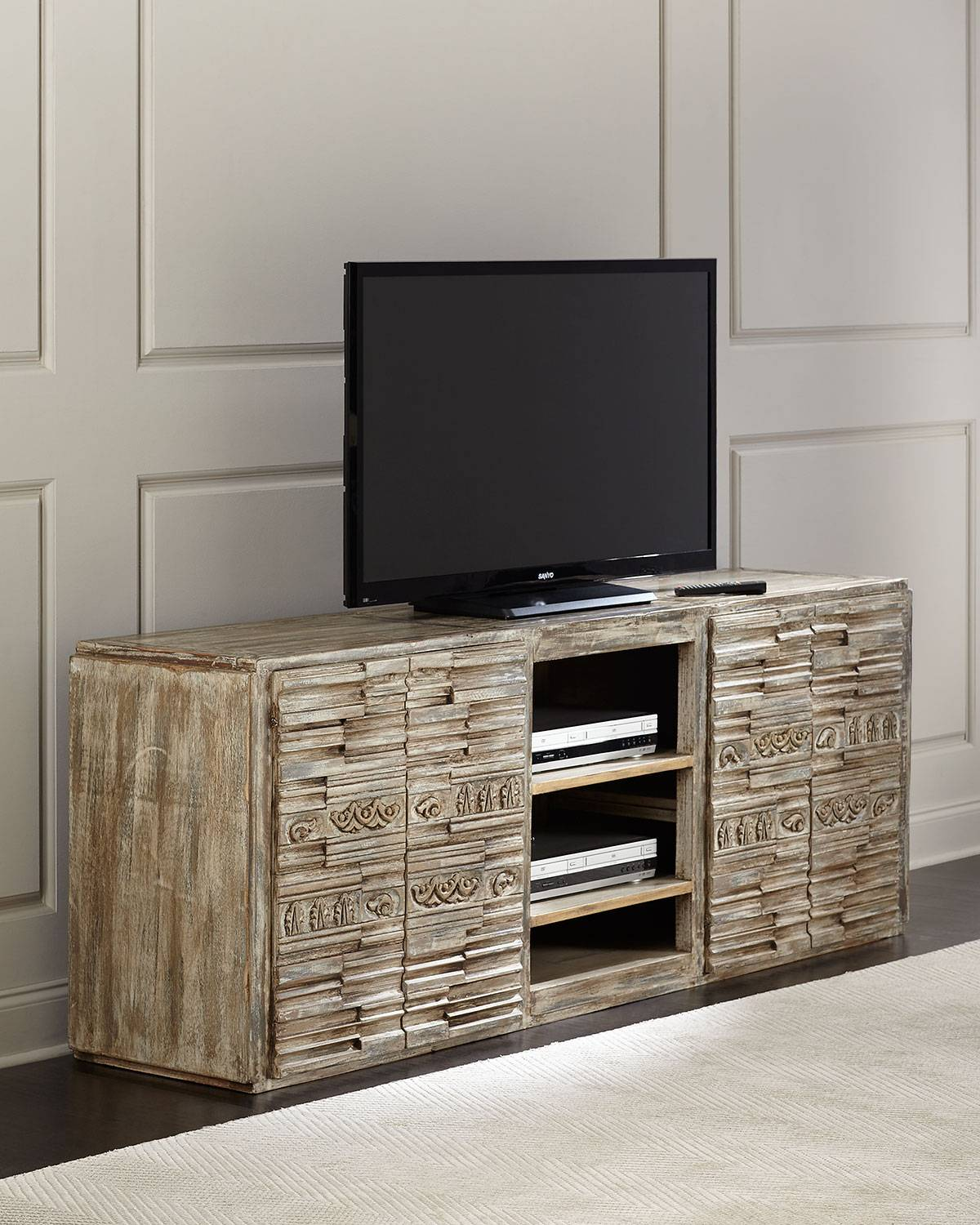Peninsula Home Collection Gwen TV Console
