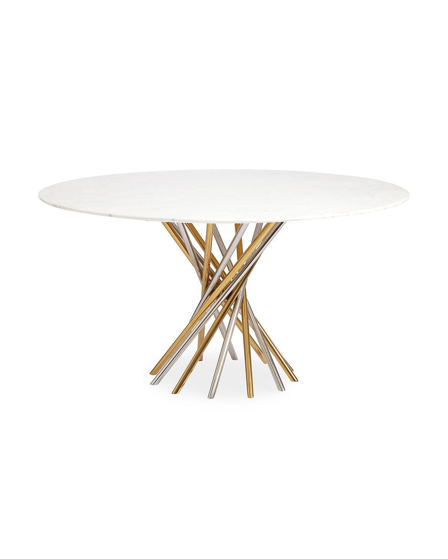 Jonathan Adler Electrum Dining Table