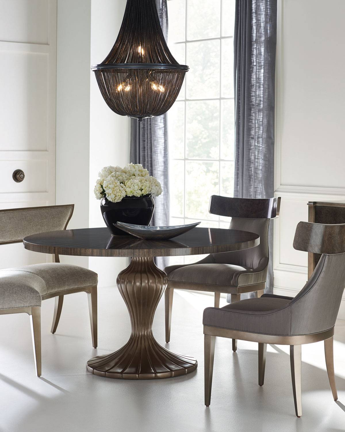 caracole Sitting in Style Dining Chair