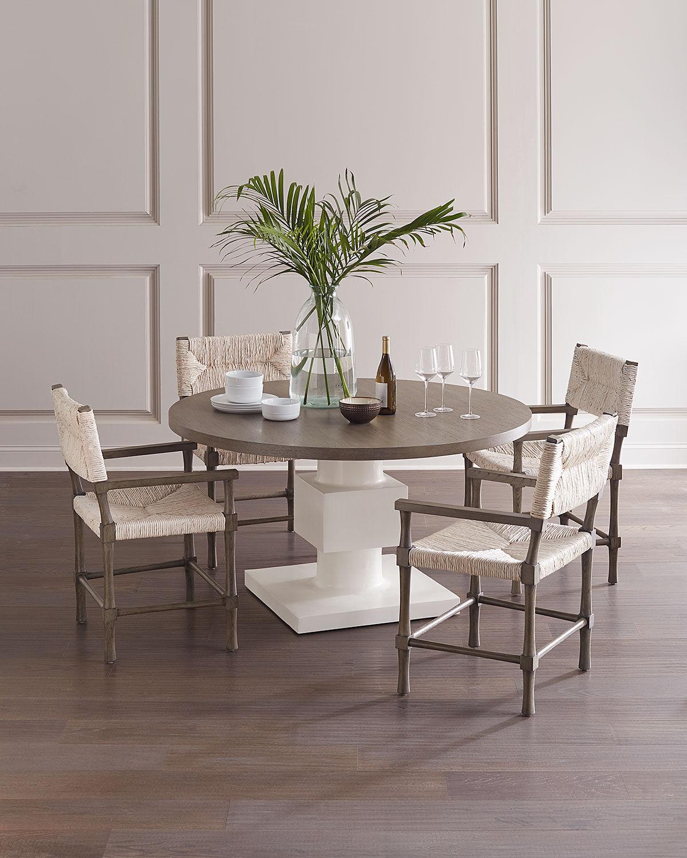 Bernhardt Newberry Round Dining Table