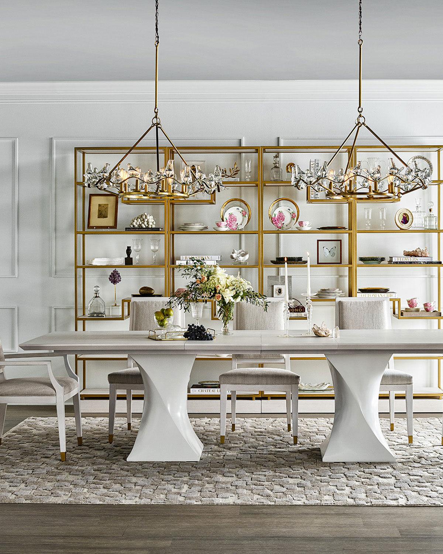 Miranda Kerr Home Brisbane Pedestal Dining Table