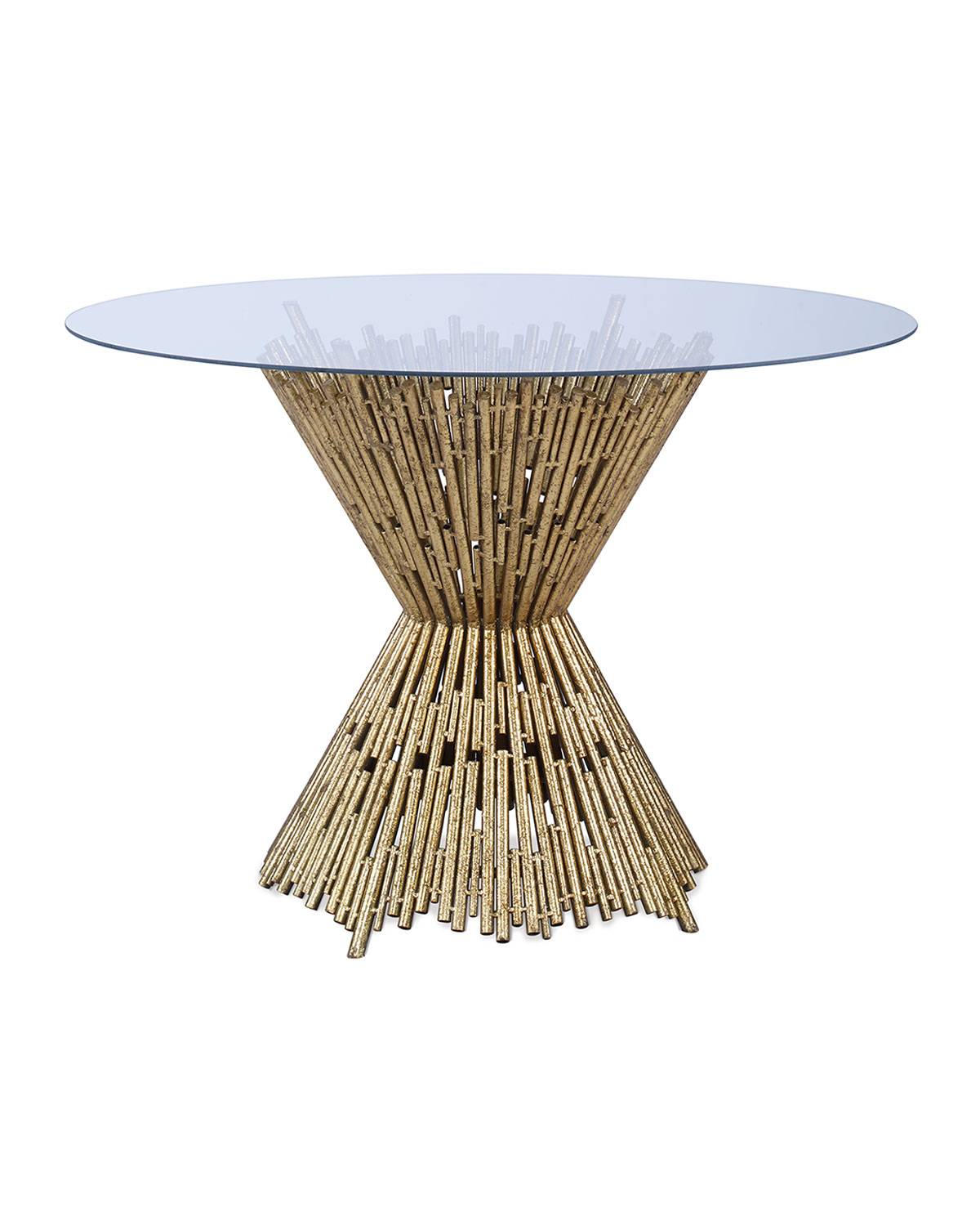 Ambella Pick Up Sticks Round Dining Table