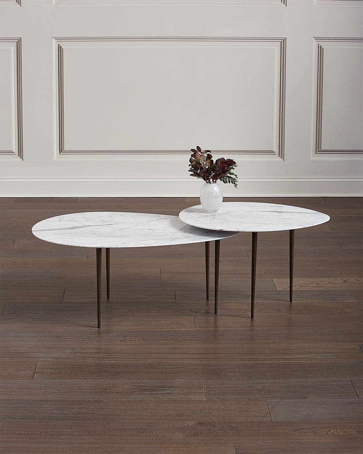 Interlude Home Alexia Nesting Cocktail Tables