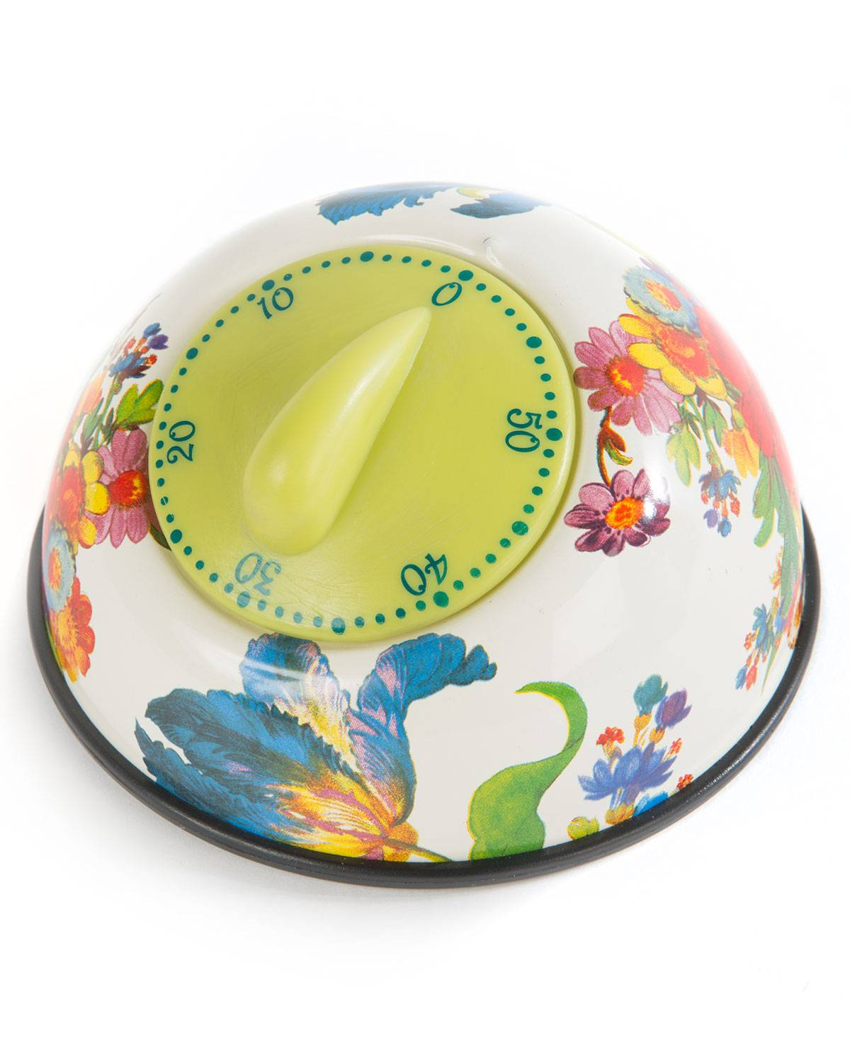 MacKenzie-Childs Flower Market Kitchen Timer