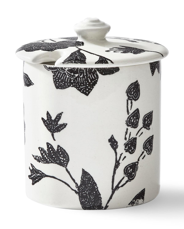 Ralph Lauren Garden Vine Sugar Pot
