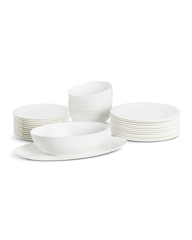 Nambe House Party 38-Piece Dinnerware Set