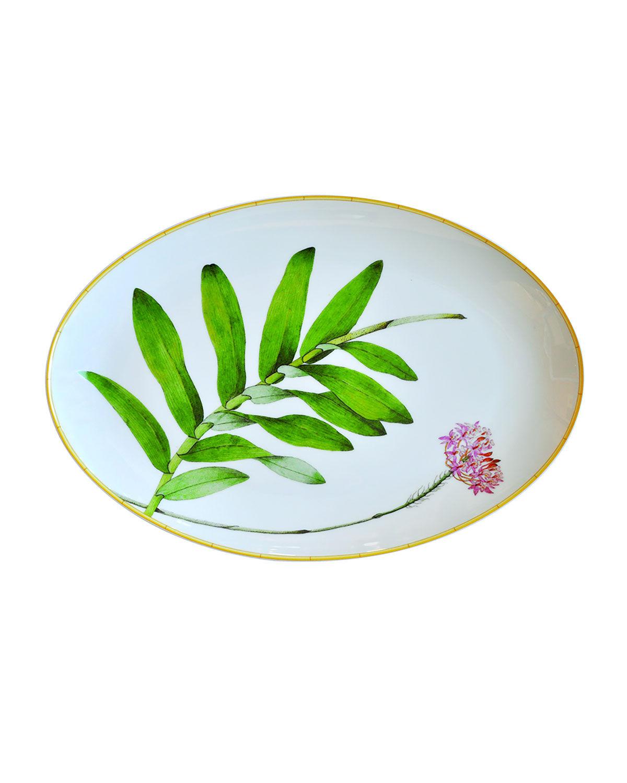 """Bernardaud indian Garden 15"""" Platter"""