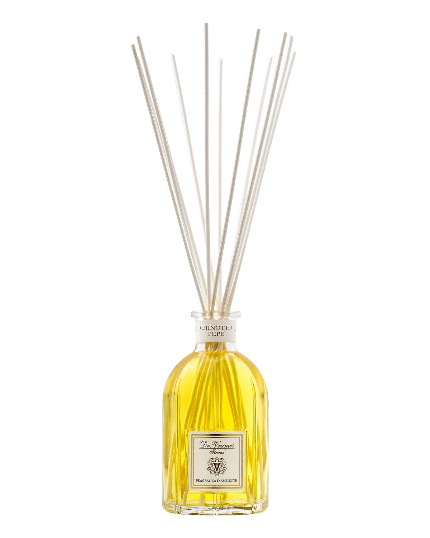 Dr. Vranjes Firenze 8.5 oz. Chinotto Pepe Glass Bottle Home Fragrance