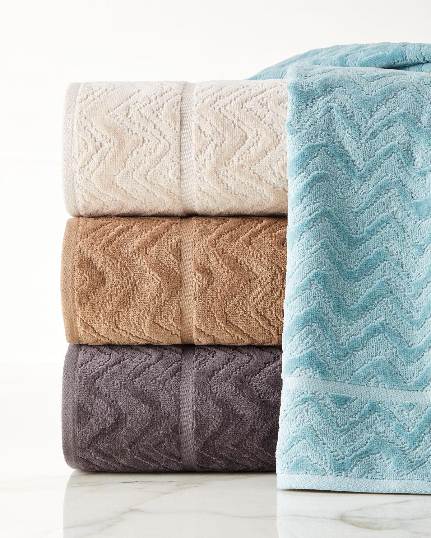 Missoni Home Rex Hand Towel - IVORY