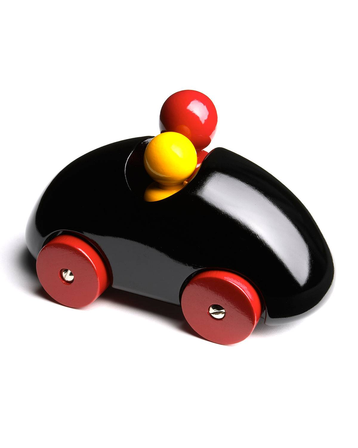 Playsam Rally Streamliner Wooden Toy Car