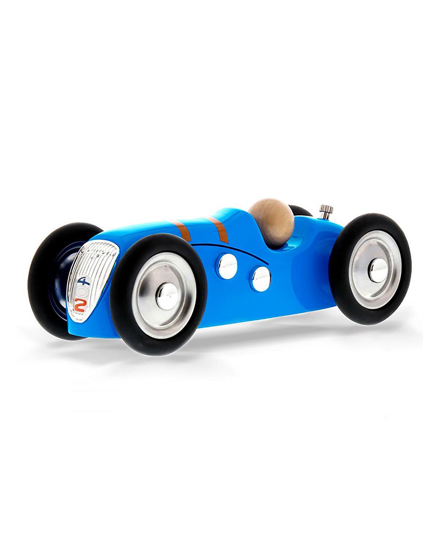 Baghera Blue Metal Toy Car