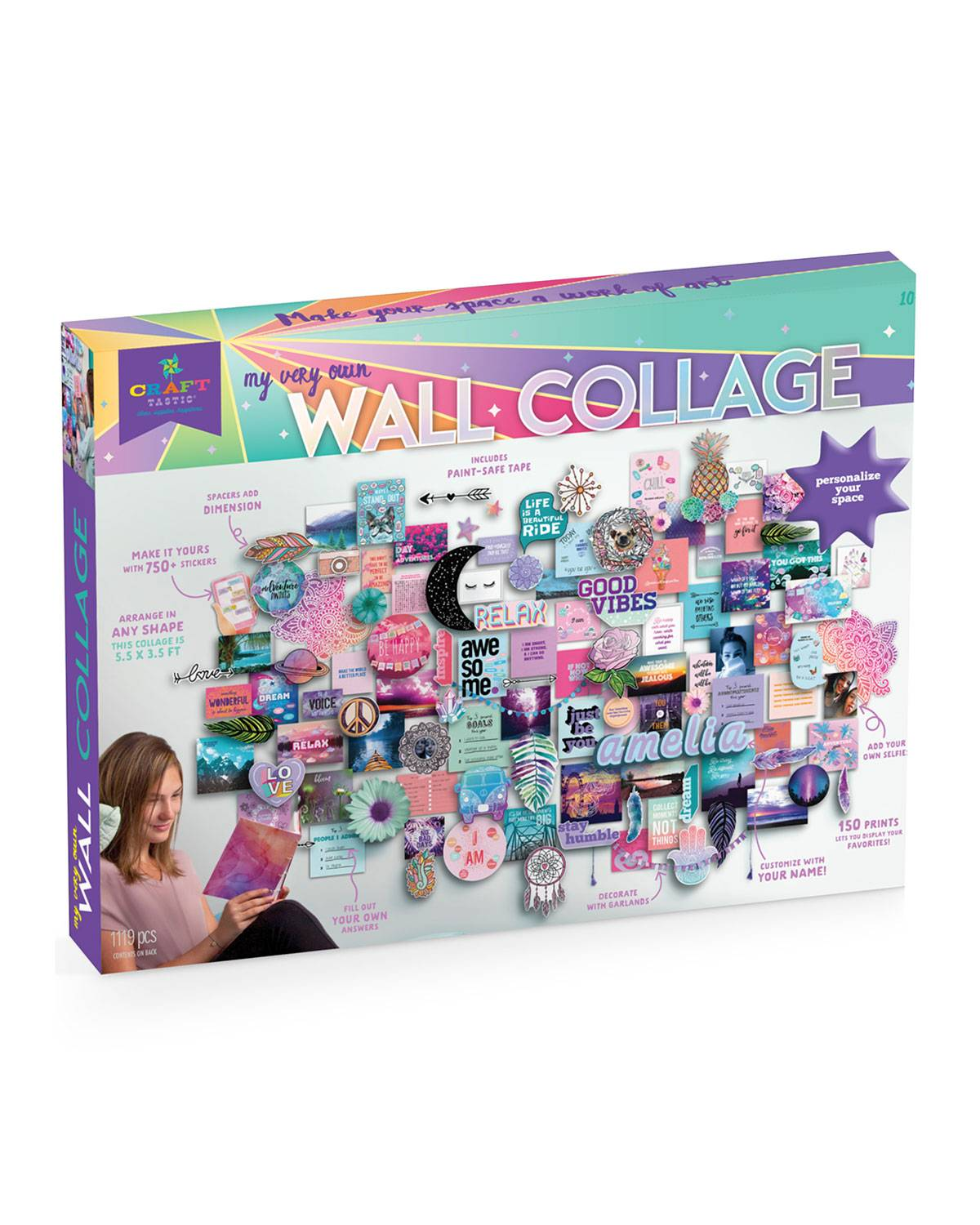 Ann Williams My Very Own Wall Collage Kit