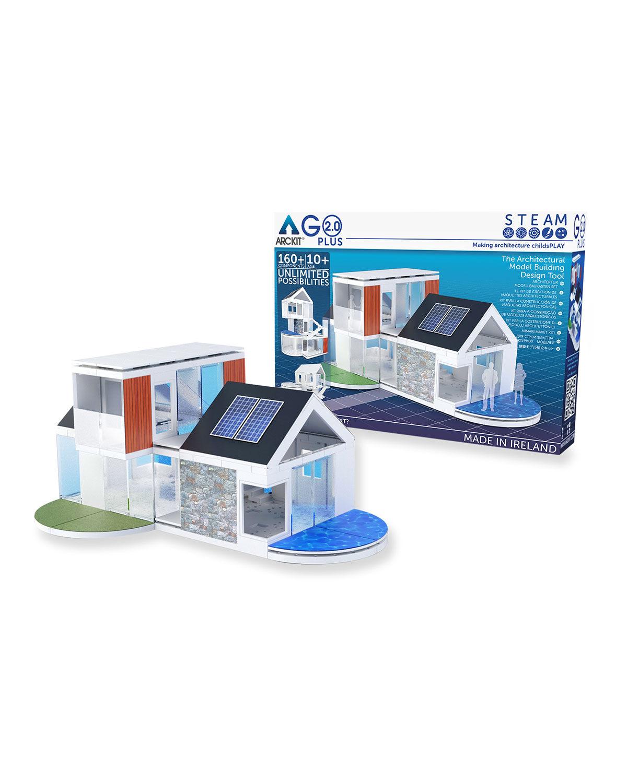 Arckit Go Plus 2.0 3D Scale Model Building Kit