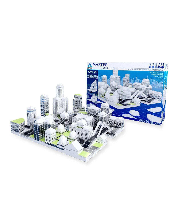 Arckit Masterplan Architectural Model Building Kit