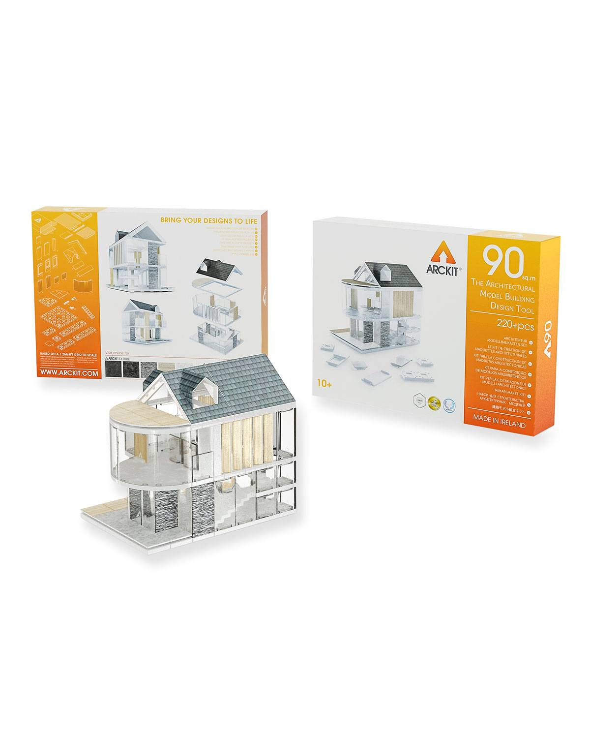 Arckit A90 Architectural Scale Model Building Kit