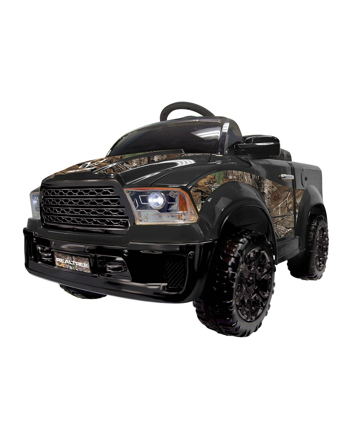 Best Ride on Cars Realtree Ride-On 12V Truck  - Size: unisex