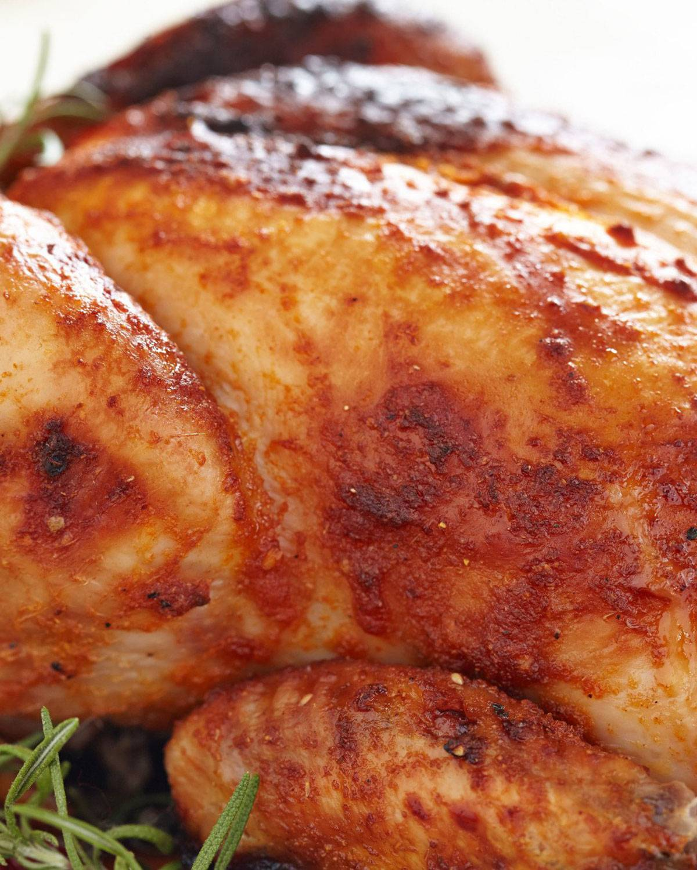 The Cajun Turkey Co Chicken Stuffed with Crawfish Jambalaya