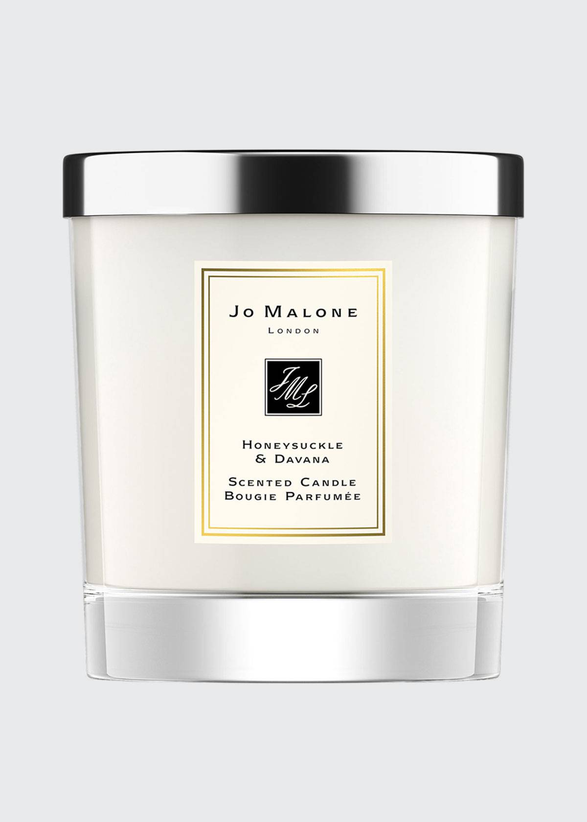 Jo Malone London Honeysuckle & Davana Scented Home Candle  - unisex